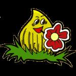Logo De Razende Bol Texel